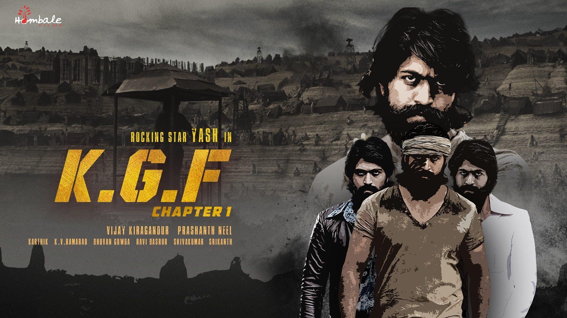 KGF banner