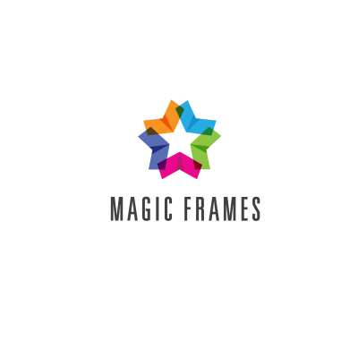magic frames png