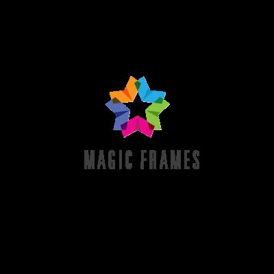 magic frames png